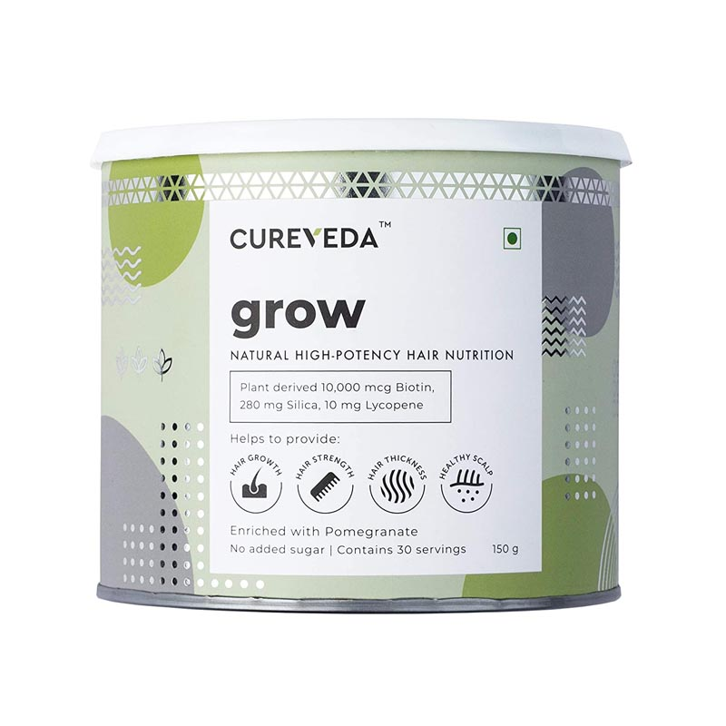 Best Natural Hair Growth Supplement In India