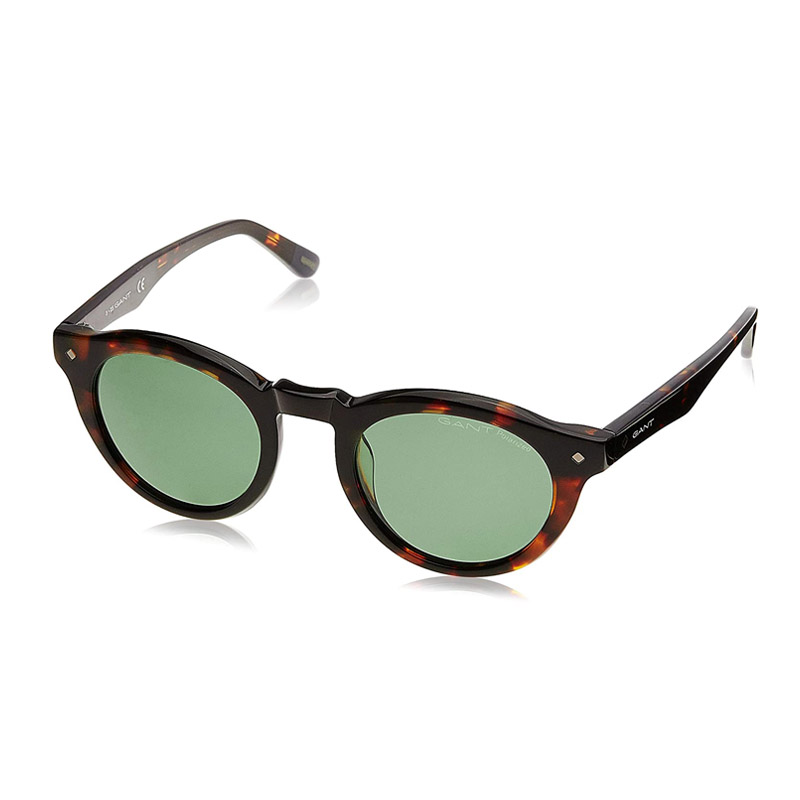 Gant Polarized Round Unisex Sunglasses
