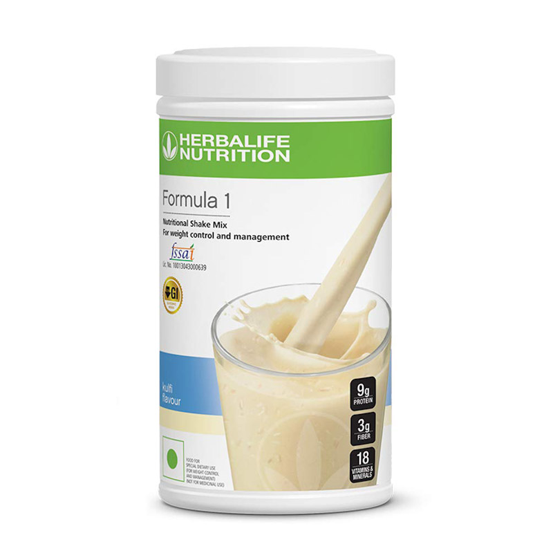 Herbalife Nutrition Weight Loss Package F1 & Personalized Protein Powder