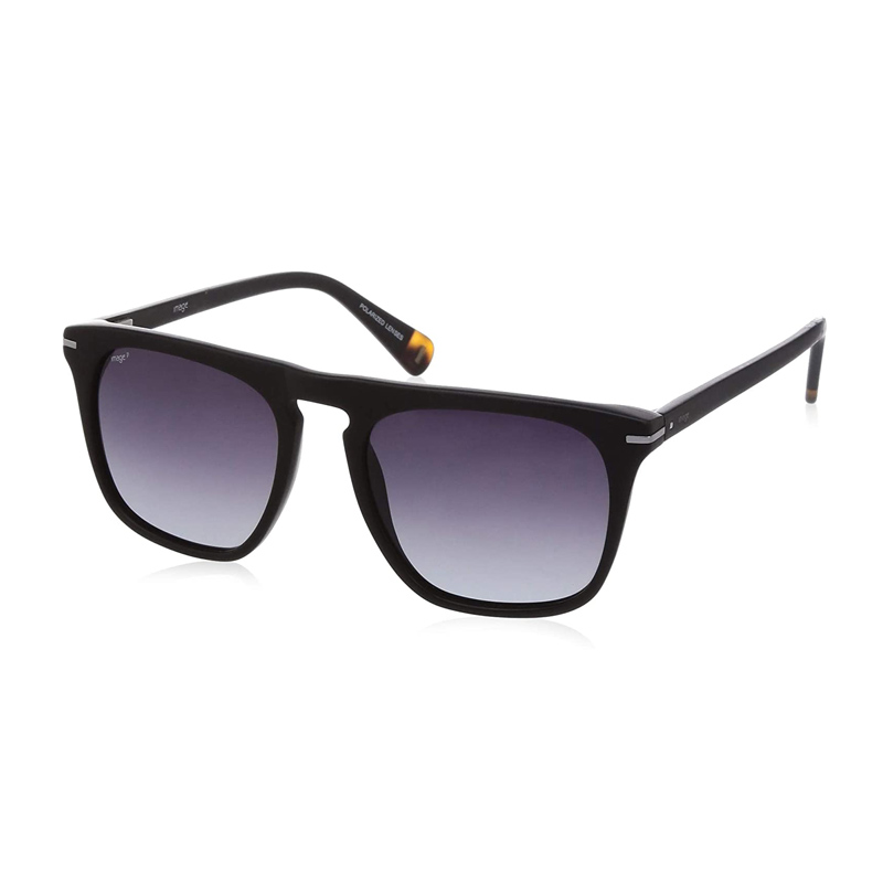 Image Polarized Square Men's Sunglasses