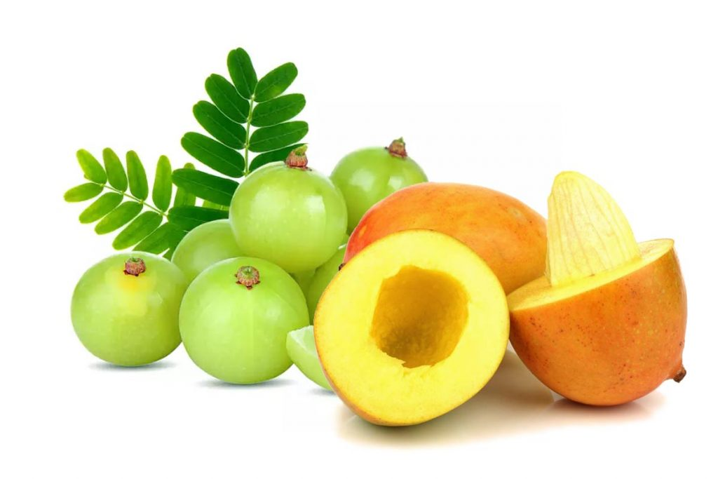 Mango Kernel And Indian Gooseberry Remedy To Turn White Hair Into Black