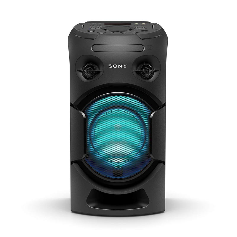 best affordable speakers for house party -Sony MHC-V21D High Power Portable Party System
