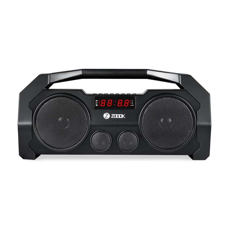 Zoook Rocker Boombox 32W Bluetooth Party Speaker