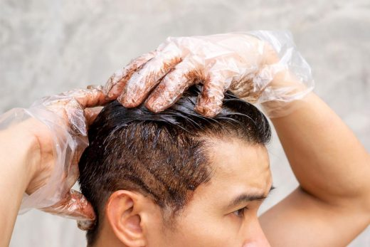 best Ammonia free hair colors for men in India