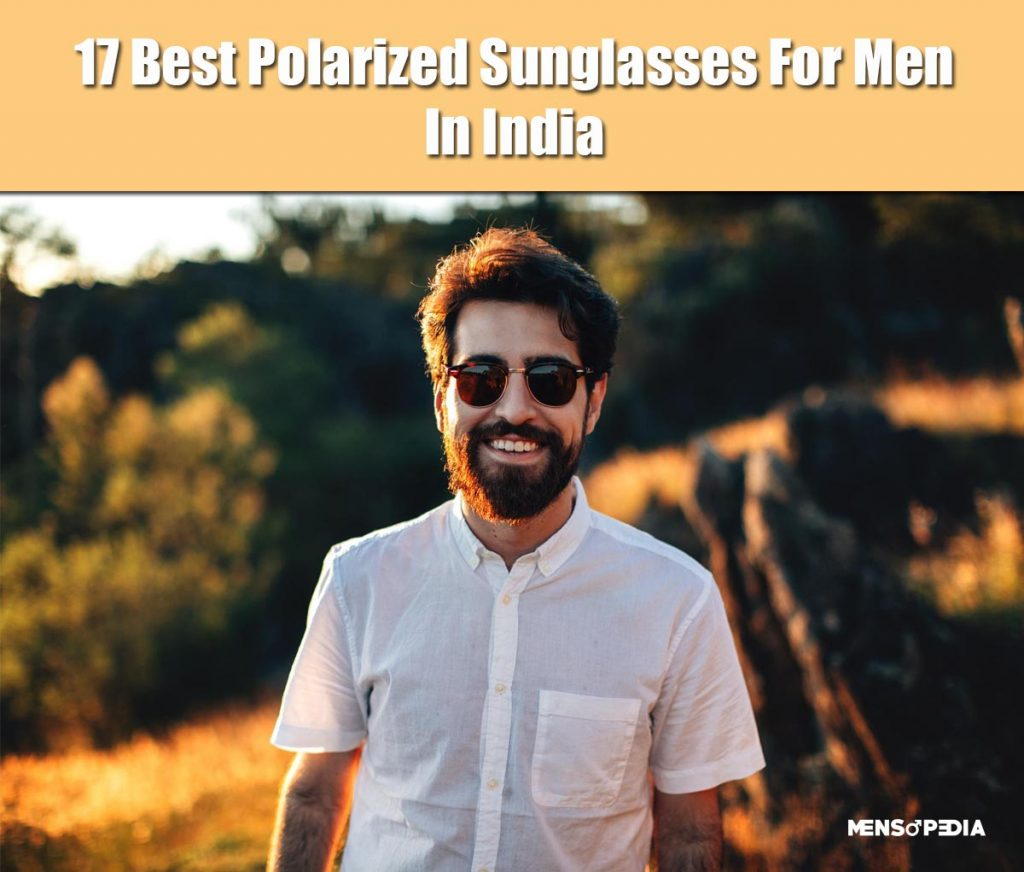 best polarized sunglasses for men in India in 2021