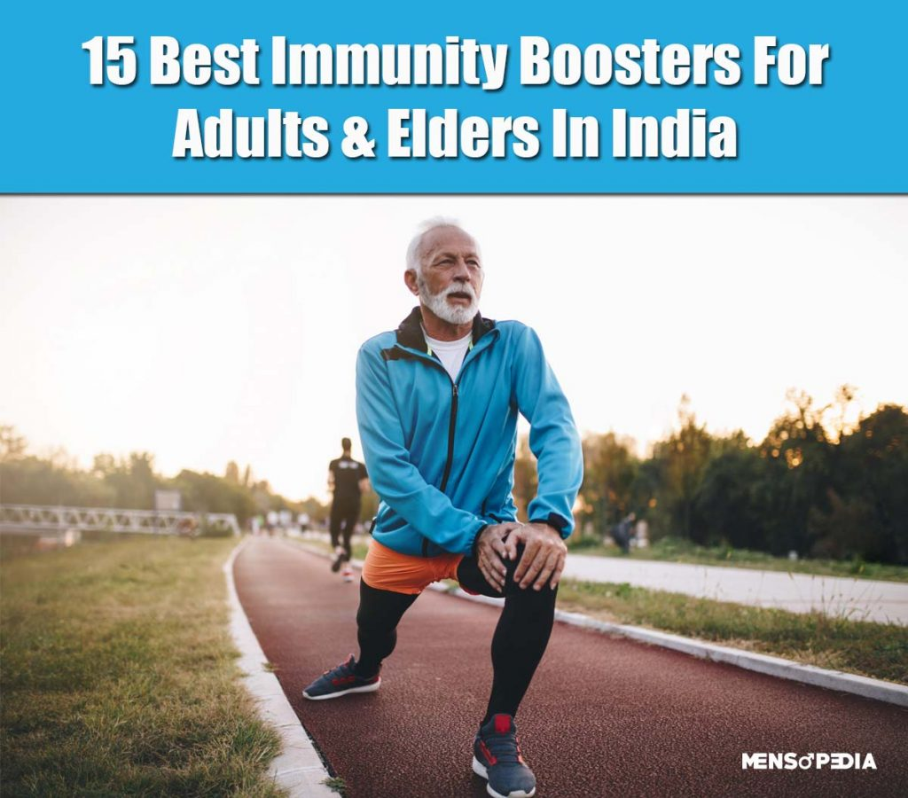 15 Best Immunity Boosters For Adults & Elders In India