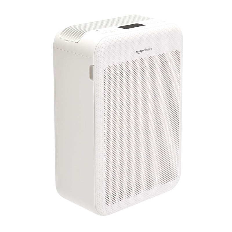 AmazonBasics Air Purifier with 5-layer Filtration