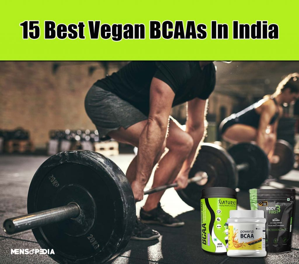 Best Plant-Based BCAA Powder In India For Vegans And Vegetarians