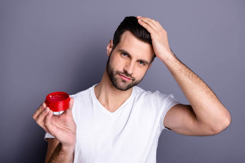 Does Hair Styling Gels Cause hair Fall In Men