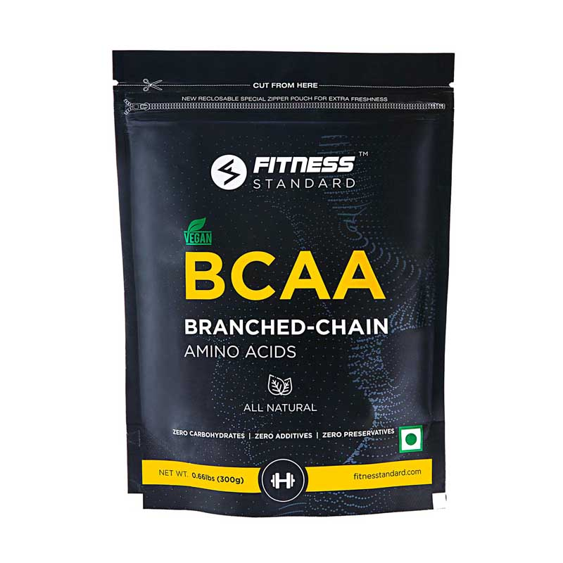 Fitness Standard's Instantized Vegan Branched Chain Amino Acids