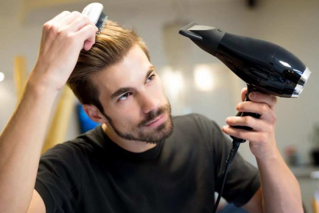Heat Styling Tools Damage Hair And Cause Hair fall