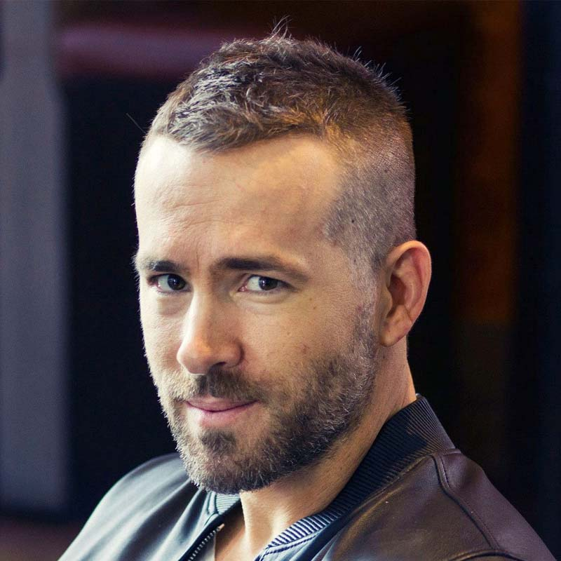 Best date night hairstyles for men - High & Tight Cut