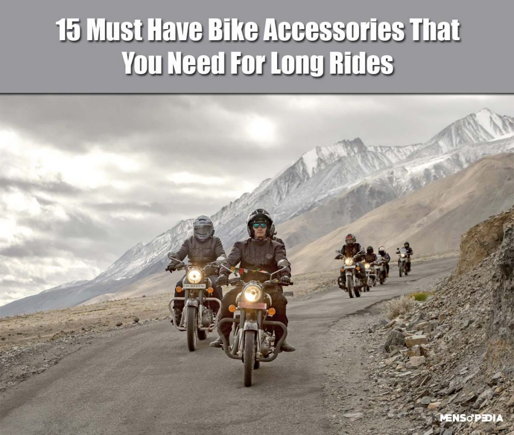 Best Long Ride Bike Accessories For Royal Enfield