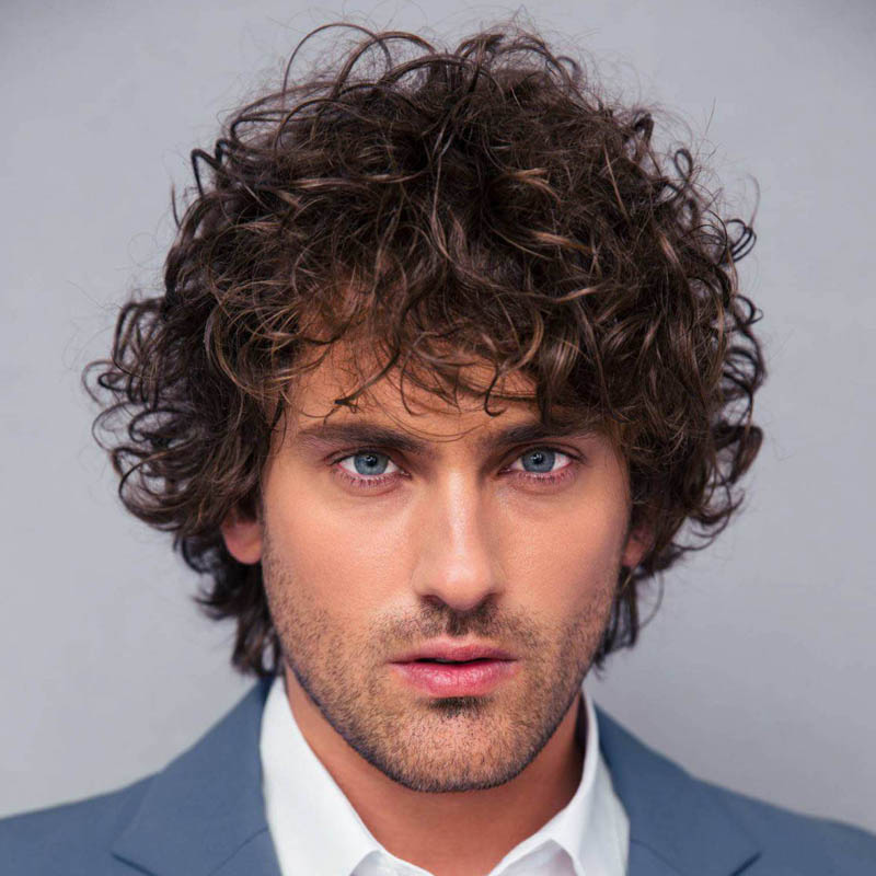 Best date night hairstyles for men - Rough Look