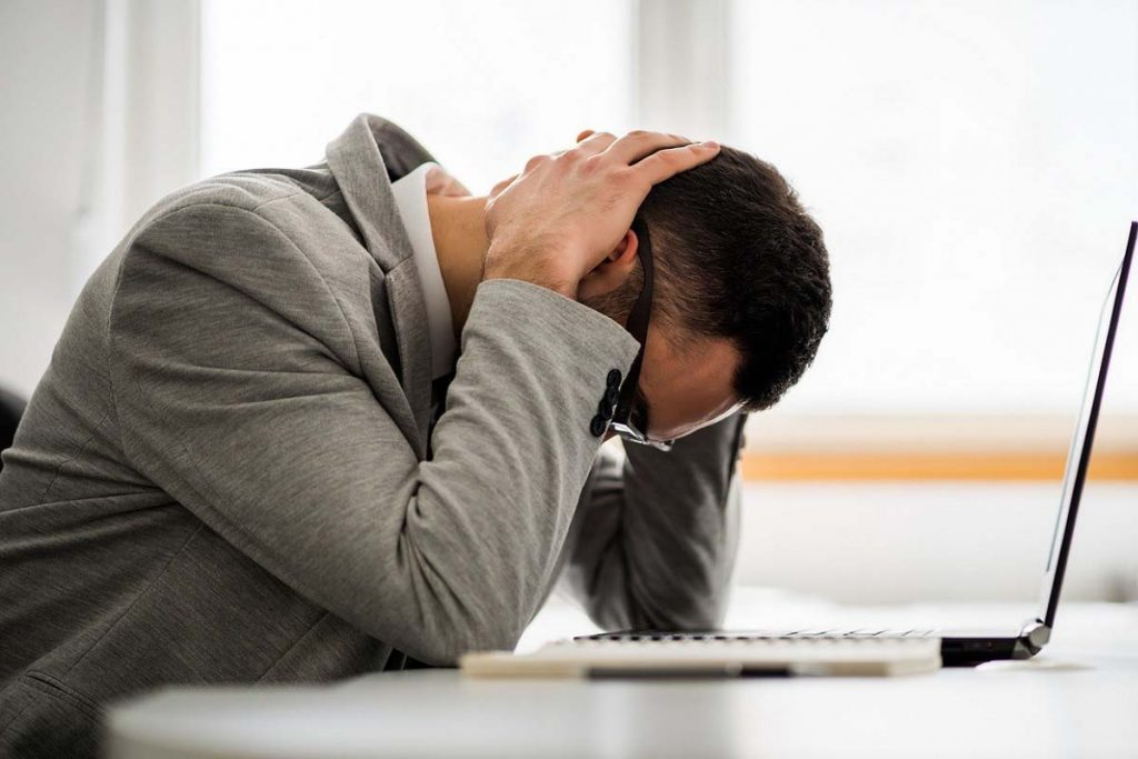Stress reduces your immunity
