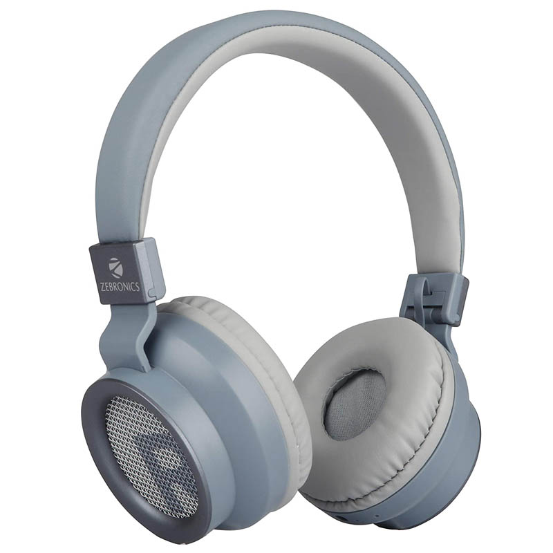 Zebronics Zeb-Bang Foldable Wireless BT Headphones