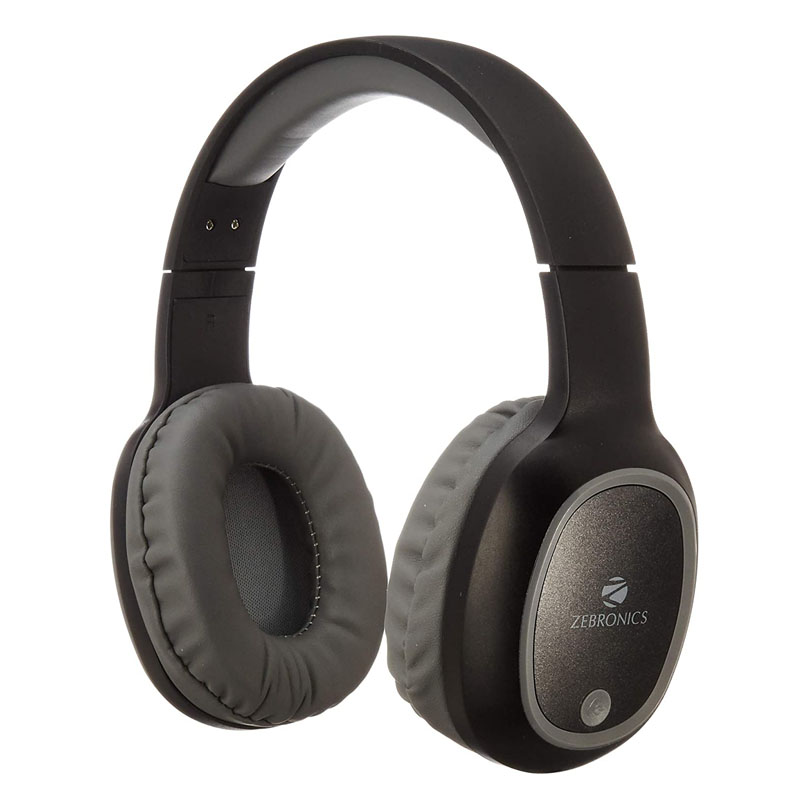 Zebronics Zeb-Thunder Wireless BT Headphones