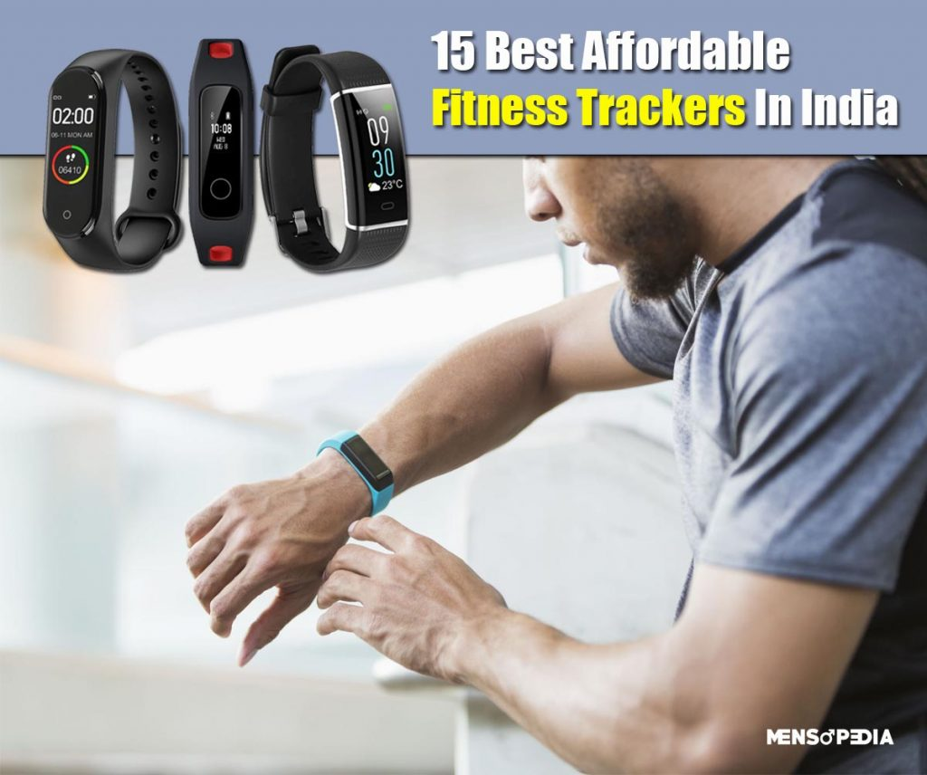 best affordable fitness band in India in 2021
