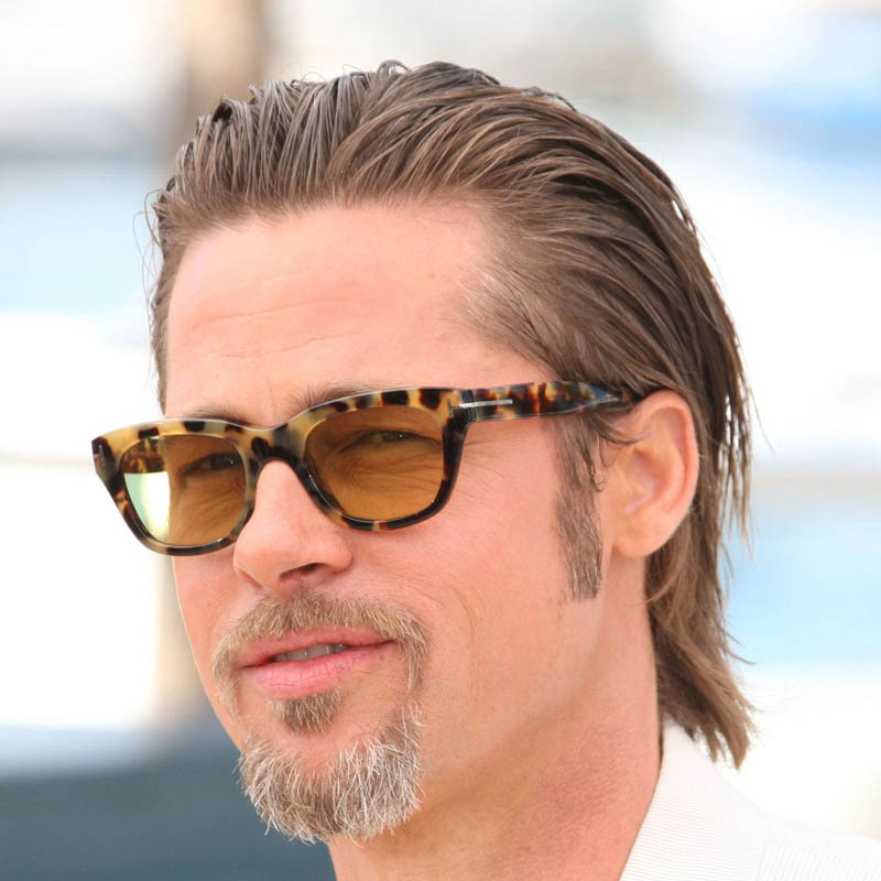 Best date night hairstyles for men - Long Slicked Back