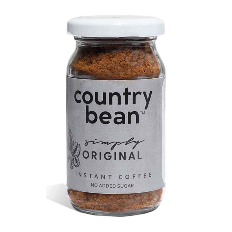 Best Black Coffee For Weight Loss - Country Bean Instant Coffee Powder