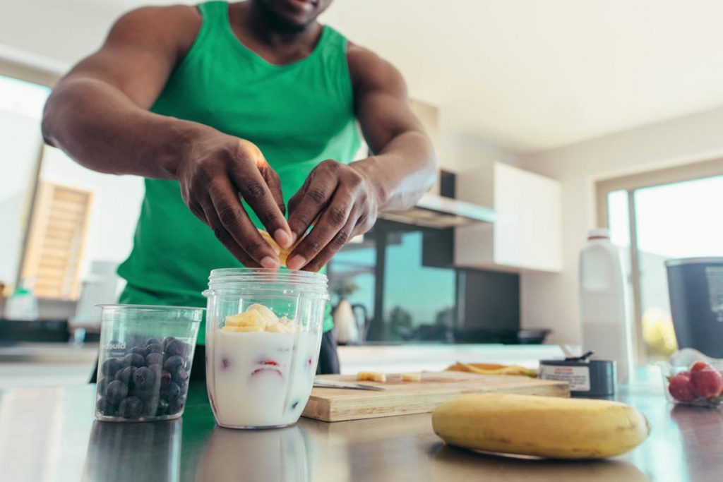 Best homemade protein shakes for muscle building