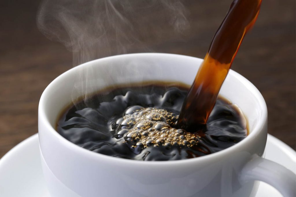 Black Coffee Benefits For Weight Loss