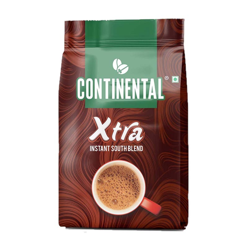 Continental Coffee Xtra Instant Coffee Powder For Weight Loss