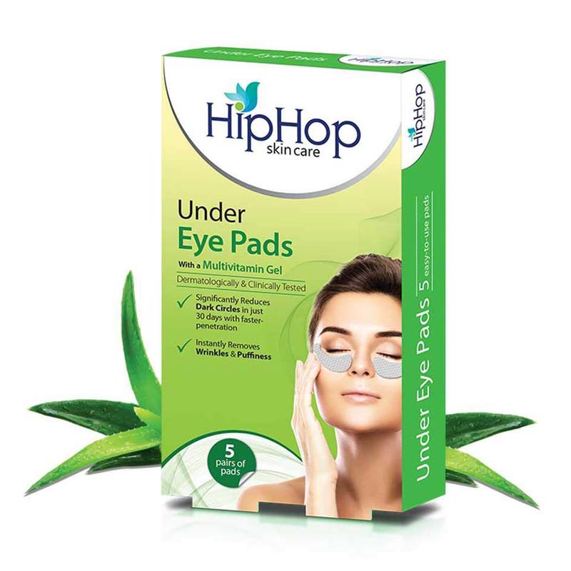 HipHop Under Eye Pads With Nourishing Gel