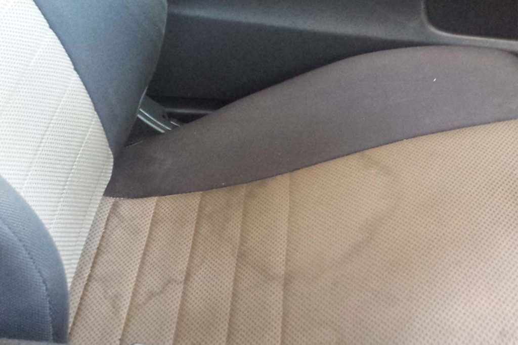 How To Remove Cum Stain From Car Seats