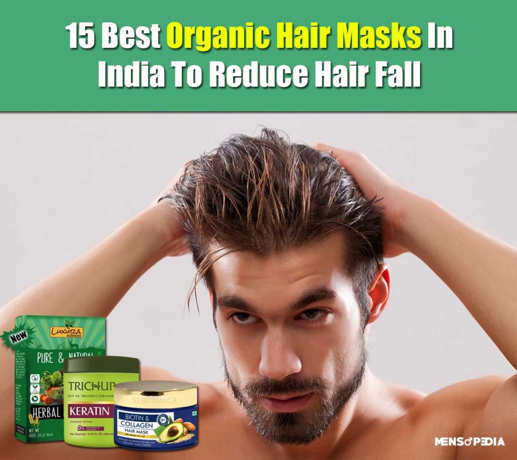 best organic hair mask to reduce hair fall In India