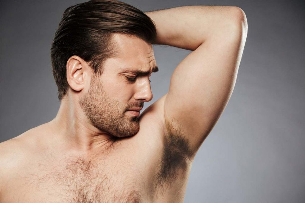 how to whiten underarms fast at home for men