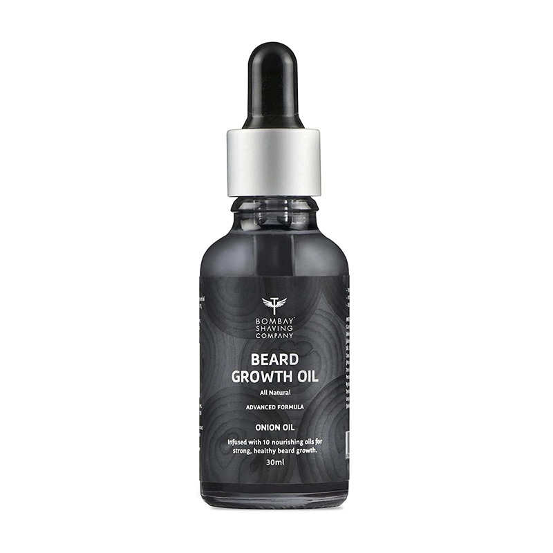 Bombay Shaving Company Beard Growth Oil With Vetiver & 4 Essential Oils