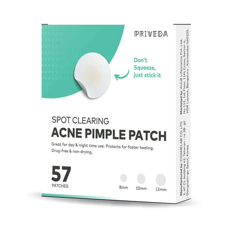 AUUR PRIVEDA Acne Pimple Healing Patch