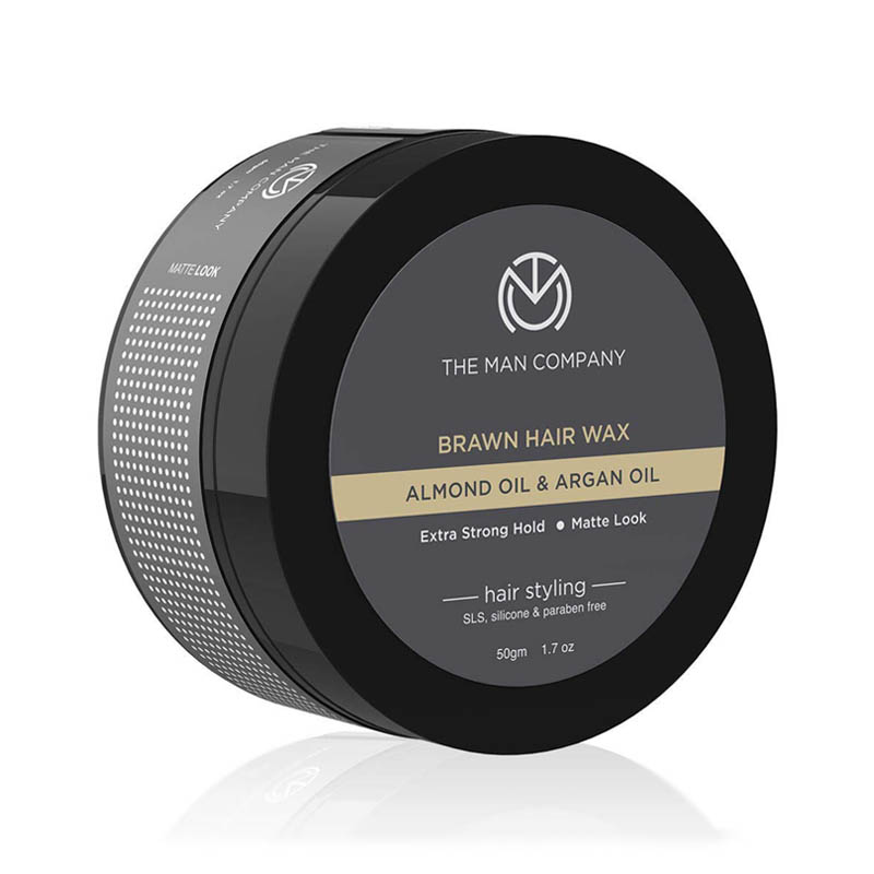 The Man Company Brawn Hair Styling Wax For Men