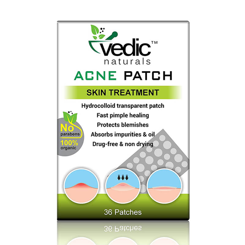 Vedic Naturals Acne Patch For Skin Treatment Cover