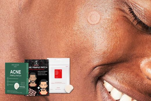 best pimple patches for men in india