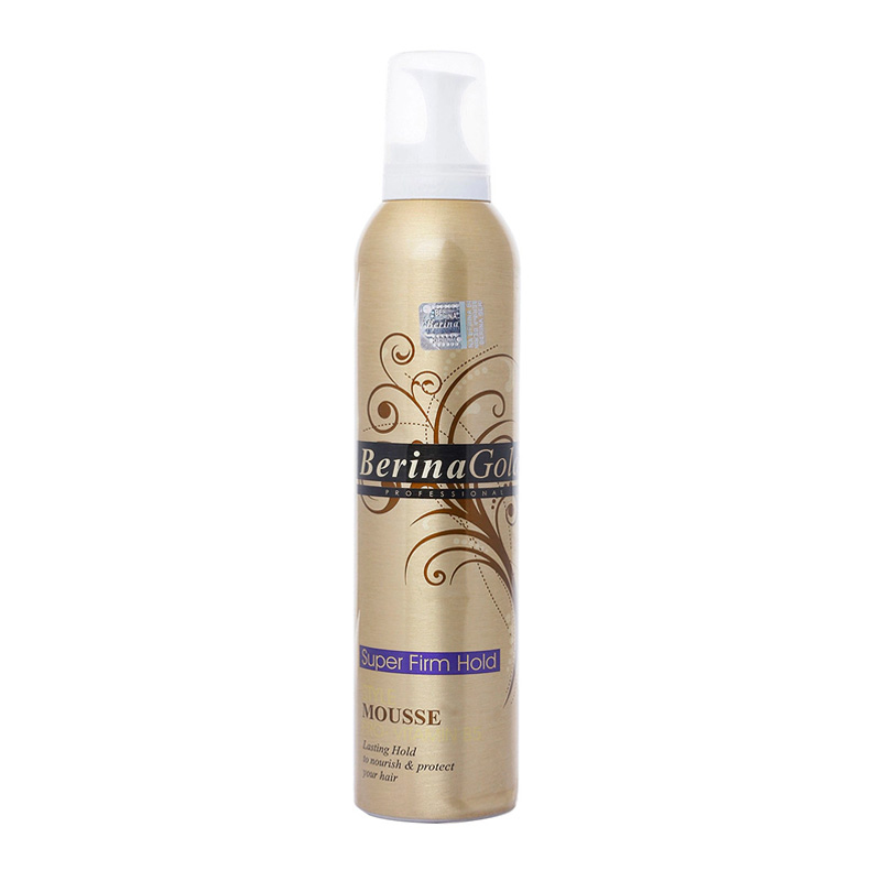Berina Hair Styling Mousse