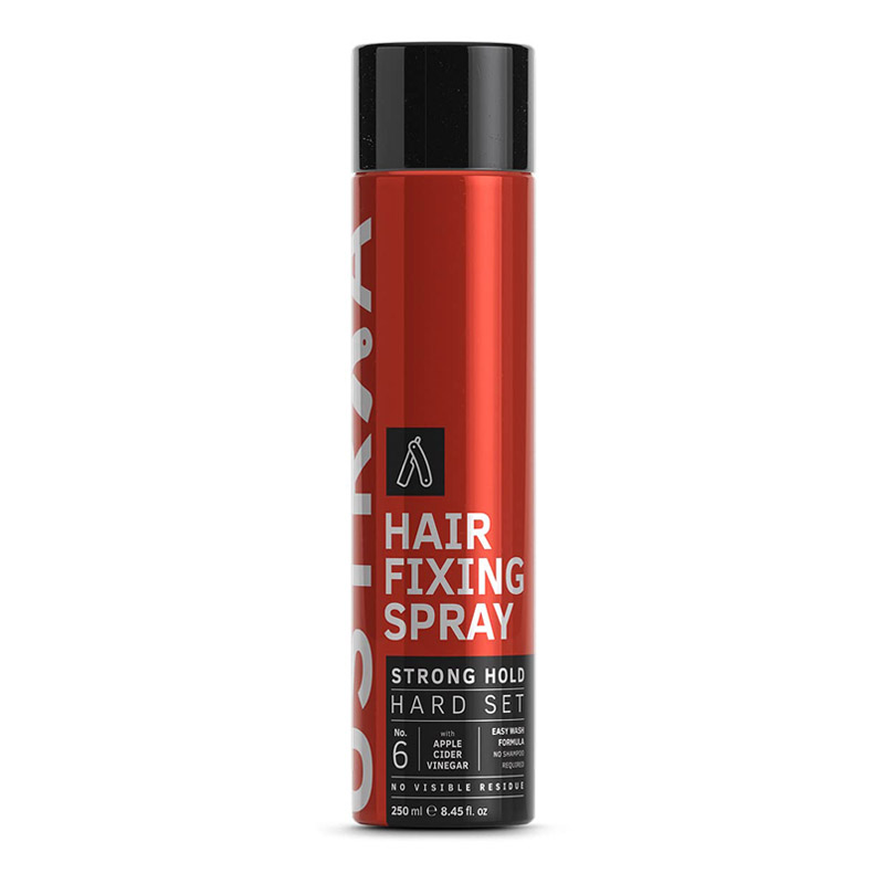 Ustraa Hair Fixing Spray - Strong Hold